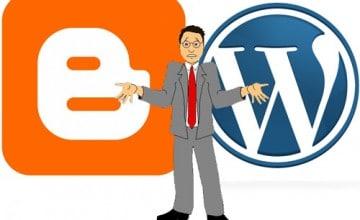 Cara Membuat Blog Gratis di WordPress dan Blogger Terbaru