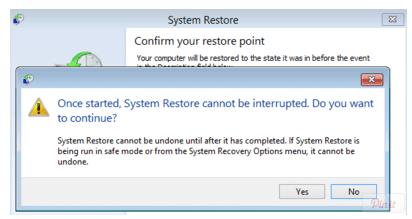 2 Cara Menggunakan System Restore pada Windows 8.1 Paling Mudah dan Cepat 5