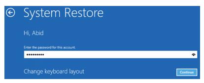 2 Cara Menggunakan System Restore pada Windows 8.1 Paling Mudah dan Cepat