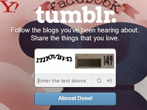 Cara Paling Simple Membuat Blog di Tumblr 3