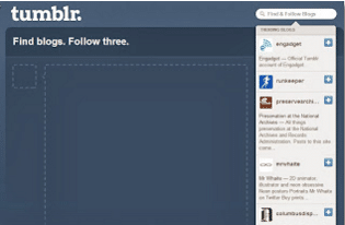 Cara Paling Simple Membuat Blog di Tumblr 4