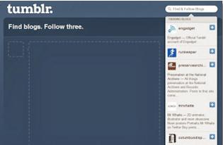 Cara Paling Simple Membuat Blog di Tumblr 4