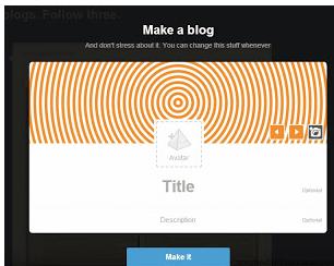 Cara Paling Simple Membuat Blog di Tumblr 5