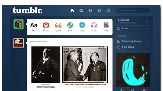 Cara Paling Simple Membuat Blog di Tumblr 8