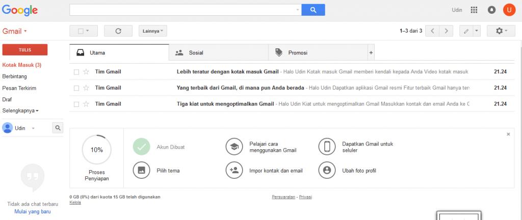 CaraBuat Email Gmail 5