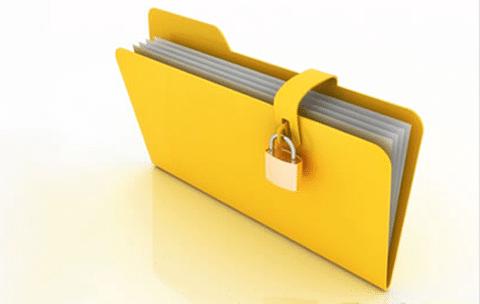 Folder kunci