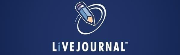 livejournal blog