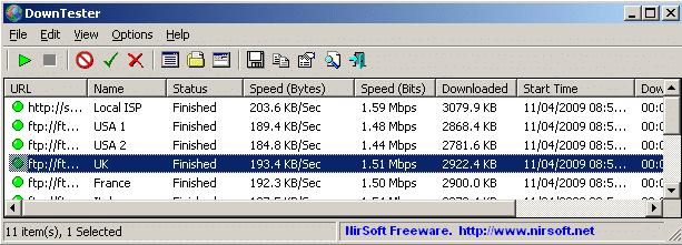 Cara Tes Kecepatan Akses Internet Dengan Software