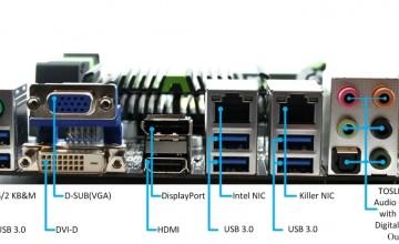 Pengertian dan Mengenal Macam-Macam Port I/O (Input / Output)