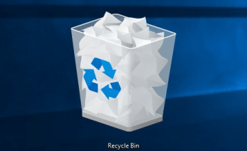 Recycle Bin Pada Windows