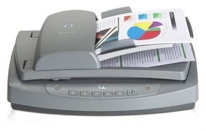 Atomatic Document Feeder (ADF) Scanner