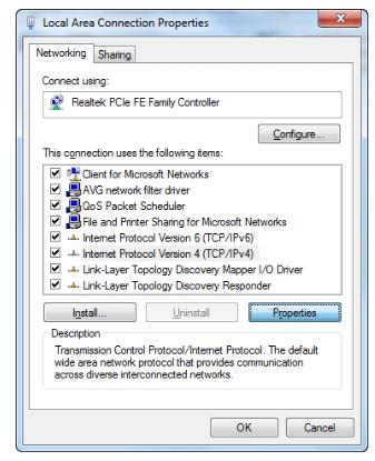 Cara Seting Atau Mengganti IP Address di Windows 7, 8, dan 10 4
