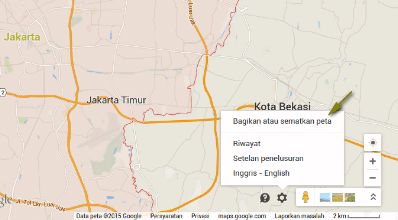 Cara Memasukkan Google Map Ke Website 4