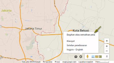 Cara Memasukkan Google Map Ke Website 4