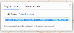 Cara Memasukkan Google Map Ke Website 5