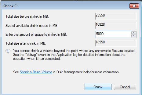 Cara Membuat Partisi di Windows 7 3