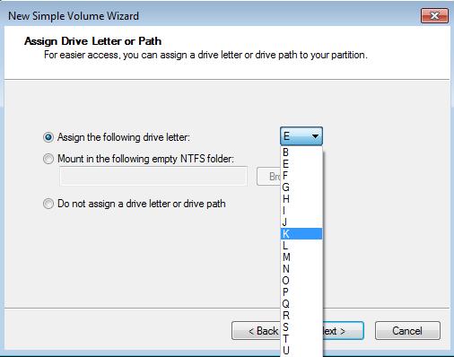 Cara Membuat Partisi di Windows 7 7