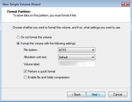 Cara Membuat Partisi di Windows 7 8