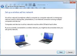 Cara Menghubungkan Dua Komputer Tanpa Kabel 3