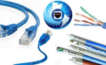 Jenis Kabel Yang Digunakan Dalam Jaringan