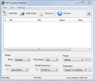 mp3-quality-modifer