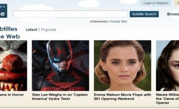 11 situs website tempat download subtitle film terbaik