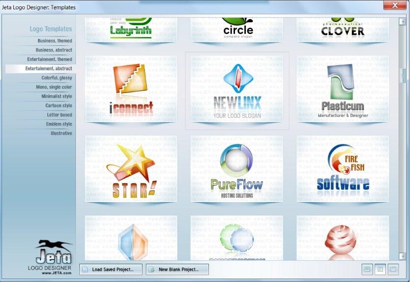 jeta-logo-designer