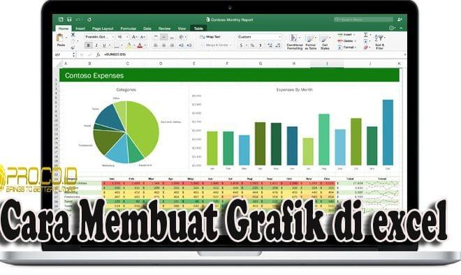 Cara membuat grafik menggunakan msexcel lengkap dengan gambar pro id grafik merupakan sebuah bentuk visualisasi dari tabel yang berfungsi untuk menyajikan perbandingan data pada satu atau beberapa seri data ccuart Choice Image