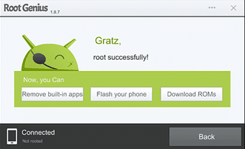 Root Genius for PC