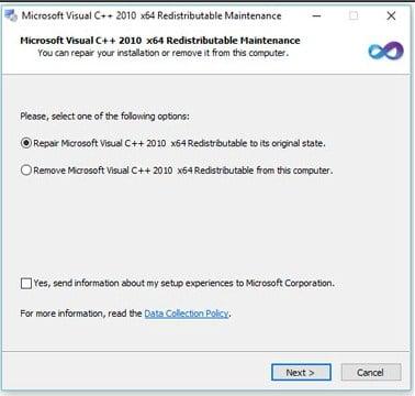 error-msvcr100-dll-2
