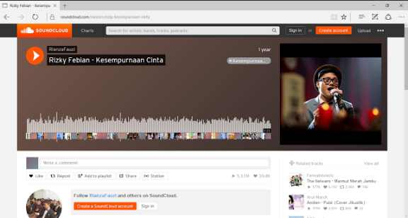 Cara Download Lagu mp3 Soundcloud