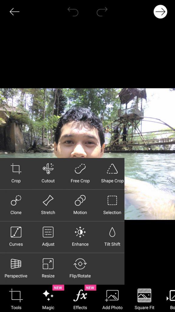 Cara Edit Foto Kepala Upin Ipin Dengan Picsart