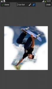 Cara membuat Foto Siluet Dengan Aplikasi PicSay