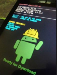 Cara Flash Asus Zenfone 6 Via Asus Flash Tool