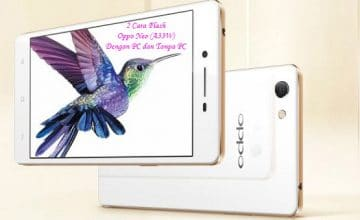 Cara Flash Oppo Neo (A33W)