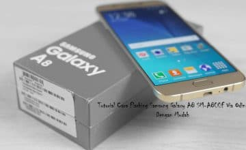 Cara Flash Samsung Galaxy A8