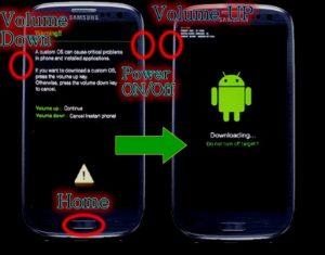 Cara Flash Samsung Galaxy S5