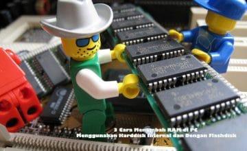 Cara Menambah RAM di PC