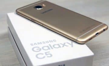 Cara Flashing Samsung Galaxy C5