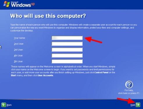 Cara Install Ulang Windows XP27