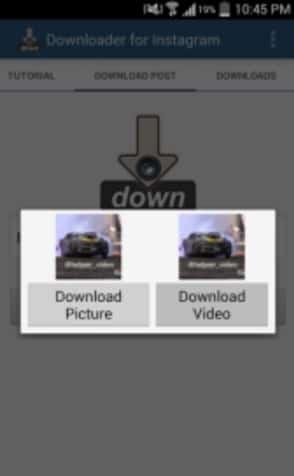 Cara download 4