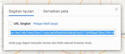 Cara Memasang Google Maps di Website atau Blog4