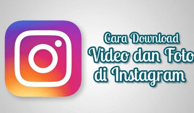Download photo instagram dari pc