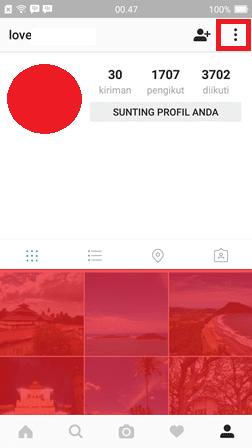 Cara Multi Akun Di Instagram1
