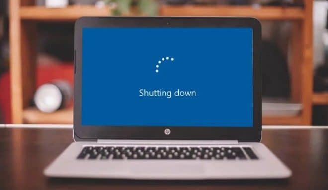 Image result for laptop auto shutdown