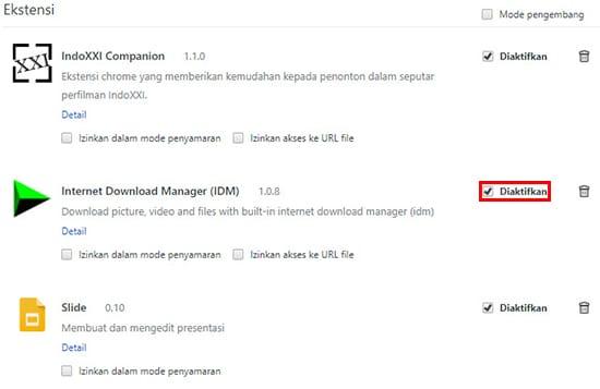 cara download lagu di youtube dengan idm