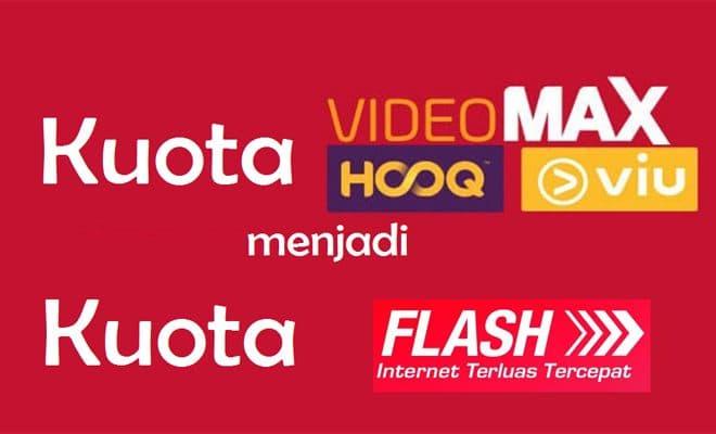 Cara Mengubah Kuota Videomax Menjadi Kuota Flash Sangat Mudah Pro Co Id
