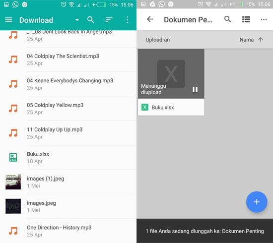 Cara Menyimpan File Di Google Drive Android Sangat Mudah Pro Co Id