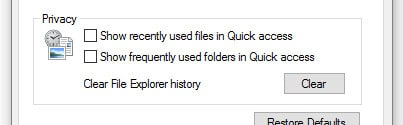 Cara Mematikan Quick Access di File Explorer Windows 10 1