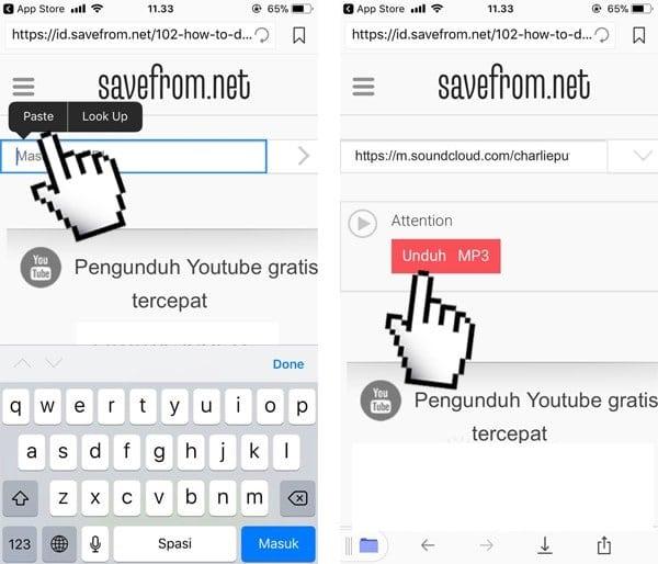 Cara Download Lagu Soundcloud Di Iphone Sangat Mudah Pro Co Id